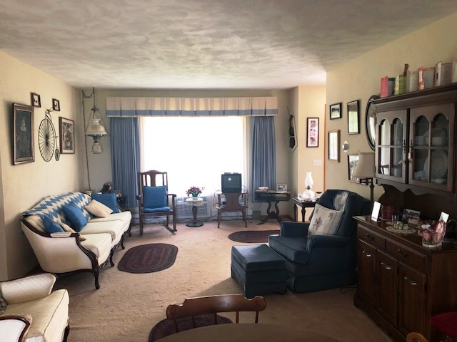 Orchard Homes Living Room