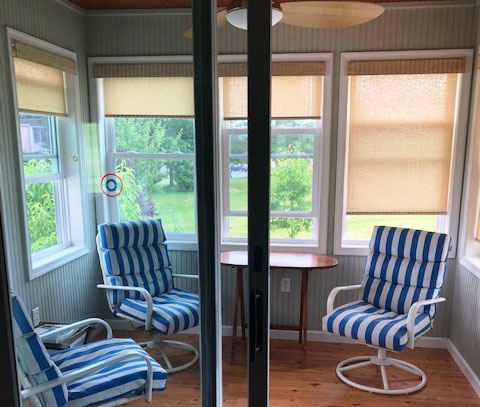 Orchard Homes Sunroom